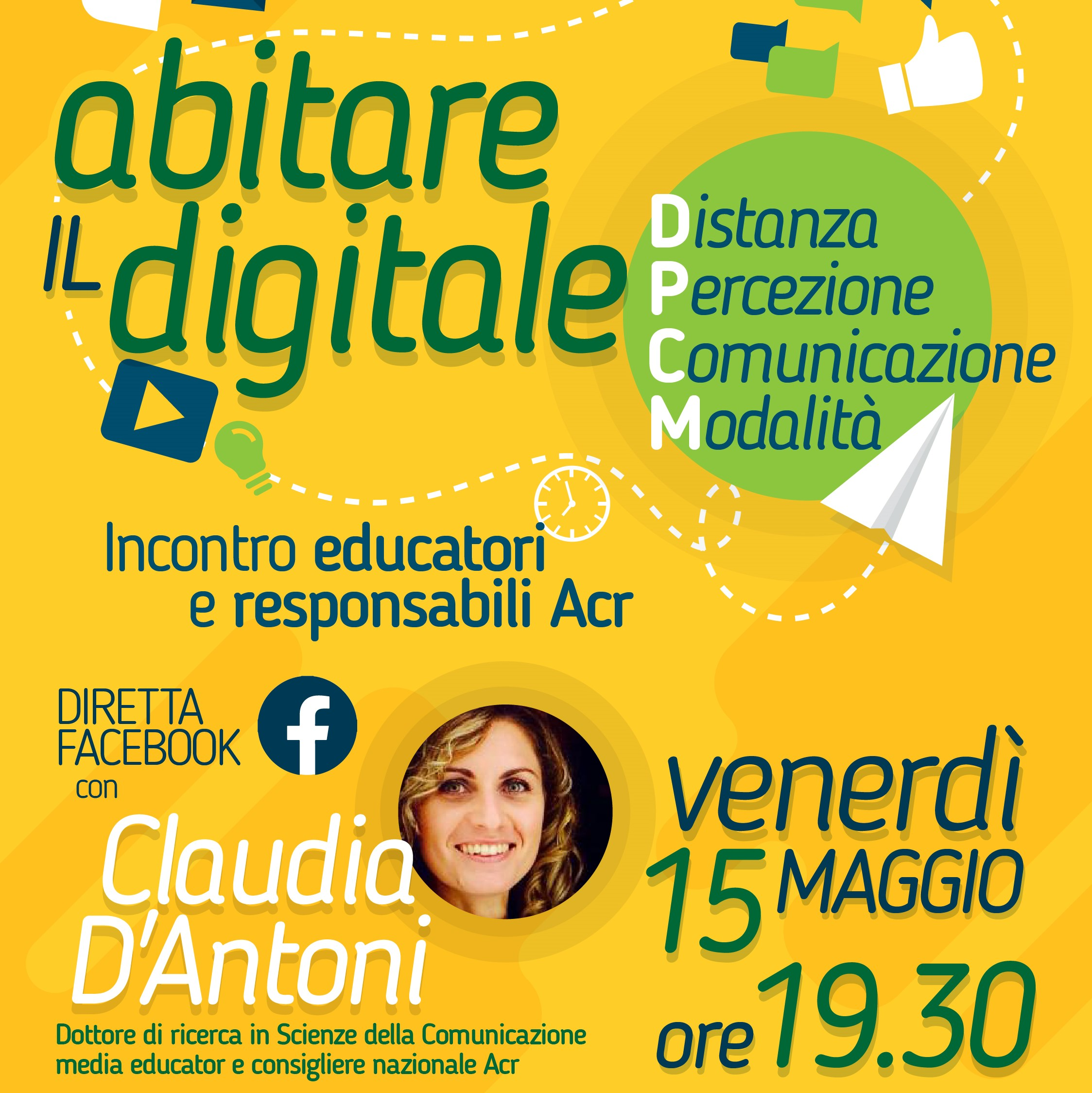 Abitare il digitale